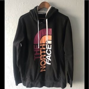 The North Face Black Hoodie XL